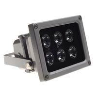 Wholesale infrared led array resale online - CCTV LEDS IR illuminator infrared lamp NM Array Led IR Outdoor Waterproof Night Vision CCTV Fill Light for CCTV Camera