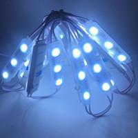 Wholesale module resale online - Samsung backlights leds Led Module Light Waterproof IP68 Led Sign Lighting SMD Led Light DC V