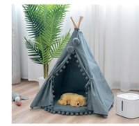 Wholesale tent houses for sale - Group buy New Children s Tent Removable and Washable Children s Toy Tent Autumn and Winter Pet House for All Seasons