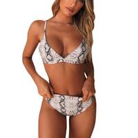 plaj yastıkları toptan satış-Kadın Moda Şınav Yastıklı Sütyen Plaj Seti Acısını kemer Beachwear 1-23