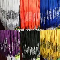 Wholesale shoe lacing for sale - Group buy MIN pairs can mix colors SHOELACES fashion shoelaces Colors Shoes Lace