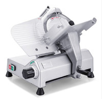 Wholesale automatic slicer for sale - Group buy Mutton Meat Slicer Commercial Meat Planer Slicing Machine Inches Automatic Lamb Kebab Roll Beef Roll Grinder LLFA