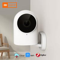 cámara g2 al por mayor-Original Xiaomi Aqara Smart Camera G2 1080P para Gateway Edition Zigbee Linkage IP Wifi Wireless Cloud Seguridad para el hogar SmartDevice
