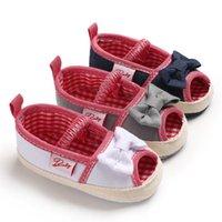 0-18M Months Niedlich Bowknot Kleinkind Baby Sandalen Kinder Mädchen Schuhe