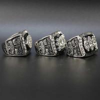 ingrosso anelli di diamanti blu chiaro-Campionato di basket campionato 1976-1983 1983 Oakland Raider misura 8 -14