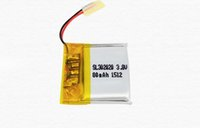 Wholesale small lithium polymer battery for sale - Group buy small lithium battery rechargeable polymer battery v mah use in Various electronic products