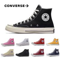ConverseSchuhe unterhaltenFuttertaylor shoes skateboard Herren Damen High Cut Schwarz Weiß Orange Rot Classic Skate Sports Sneakers