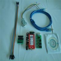 adaptadores usb usb venda por atacado-UPA Usb v1 Programador com Conjunto Completo Adaptador Upa Placa Principal e Placa Eeprom e Cabo de Conector para Usb v1.3 Frete Grátis