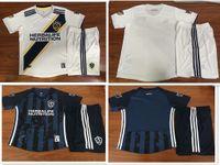 beckham galaxy jersey venda por atacado-Camisa LA Galaxy Futebol 2019 de qualidade superior IBRAHIMOVIC Jersey 19 20 Los Angeles Galaxy Camisa GERRARD GIOVANI BECKHAM DOS SANTOS KAMARA
