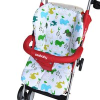 Wholesale dining car for sale - Group buy Child Cart Seat Cushion Kids Dining Chair Cushion Pram Pad Soft Mat For Baby Safety Car Seat Pushchair Mat Stroller Cushions