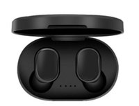 Bluetooth Headset with Mic Charging Box for Cellphone True Stereo Earphones TWS A6S Headphones Noise Cancelling 5.0 Wireless Earbuds 1pcs