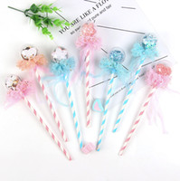 Wholesale cupcake toppers girl resale online - 100 Birthday Cake Cupcake Muffin Toppers Picks Magic Wands Party Decorations for Girls