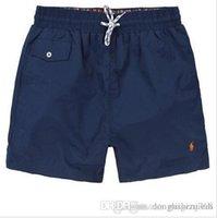 materiais de tabuleiro venda por atacado-2017 novos polos shorts de verão homens board sólidos shorts quick dry material 9 cores tamanho m-xxl frete grátis