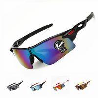 велосипедные солнцезащитные очки uv оптовых-UV 400 Unisex Cycling SunGlasses Outdoor Sport MTB Bike Racing Glasses Cycling Eyewear Fishing Glasses Oculos De Ciclismo