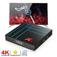 Wholesale android tv box 2g ram resale online - A10 Android TV Box Rockchip RK3318 GB RAM GB H K G Wifi Netflix Youtube G G Media Player