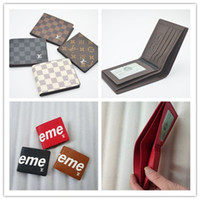 Wholesale england tie for sale - Group buy Brand New Women s Men s Short Wallets Famous Fashion Classical printing purses Short Purses Handholders Billfold Bags