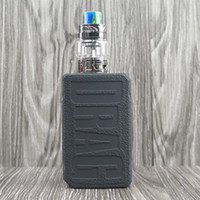 Wholesale voopoo drag silicone case resale online - 2019 New Eco friendly Color Resin VOOPOO Black Drag TC Kit silicone case cover