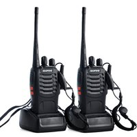 Wholesale uhf cb two way radios for sale - Group buy 2pcs Baofeng bf s Walkie Talkie Radio Station UHF MHz CH s CB Radio talki walki bf s Portable Transceiver