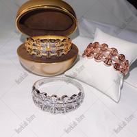 Wholesale bracelet balls resale online - Hezekiah S925 Pure Silver Lady s Bracelet High end French quality Lady of fame Party ball Hot selling women s Bracelets