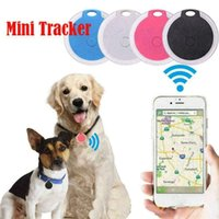 Wholesale remote for key lost resale online - Bluetooth Mini GPS Tracker Anti Lost Alarm Remote Finder Device For Pet Kids Key