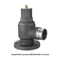 válvula de presión de aceite al por mayor-válvula OEM presión mininum Envío libre montaje MPV 100011406 DN65 para CompAir L55-90 aceite inyectado piezas del compresor de aire