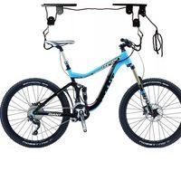 porte-vélos de camion achat en gros de-Support de toit suspendu de bicyclette de montagne avec une accessoires verrouillables LJJZ188 de support de camion de support de camion de support de mur de verrouillage de sécurité