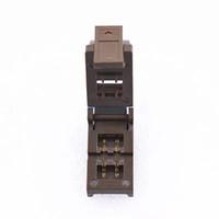 Wholesale ic test sockets for sale - Group buy SOD123 SMT Diode IC Test Socket and Burn in Socket Kelvin Design