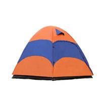 tentes tubulaires achat en gros de-Tente à Carry Pratique automatique camping en plein air Tente six pans coupe-vent imperméable et respirante randonnée Tente touristique famille Essentials voyage