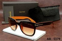 Wholesale tom glasses for sale - Group buy Top Quality New Fashion Sunglasses For tom Man Woman Eyewear Designer Brand Sun Glasses ford Lenses With original box