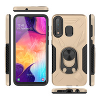 Wholesale open samsung phone online – custom Admiral Series Multifunction Opening Bottle Magnetic Car Holder Phone Case For Samsung Galaxy A10 M10 Rugged Shockproof Back Cover A