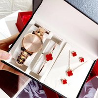 Wholesale core necklaces for sale - Group buy New women s neutral watch fashionable steel band quartz core women s business leisure sportswear Jewelry Necklace Bracelet