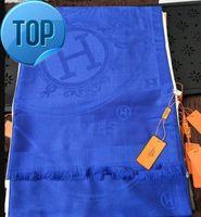 baumwollschals verpackt großhandel-zhu Check Damen Wolle Baumwolle Kaschmir Seidenschals Schal Wickelschal SHINE SHARF WORLD TOUR SHAWL M62750 SHERLING DARLING HANDSCHUHE M71848