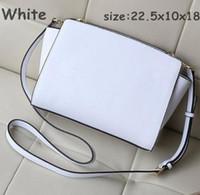 Wholesale new phone pink resale online - New women bags M Selma lady PU leather handbags purse shoulder tote Bag