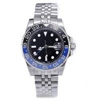 ingrosso orologio da polso design-Orologi di design da uomo di lusso con 4 pin zaffiri movimento meccanico automatico Orologi da polso Montre de luxe orologio di lusso