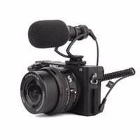 Wholesale iphone dslr resale online - COMICA CVM VM10 Cardioid Directional Condenser Video Microphone for DSLR Smartphone iPhone Vlogger Mic with Windscreen Wind Muff