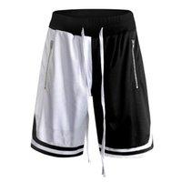 serbest çalışma tarzı toptan satış-Erkek Şort Yaz Sokak Stili Hip Hop Şort Açık Hızlı kuruyan 2 Renkler Asya Boyut M-2XL Ücretsiz Kargo ile Shorts Koşu