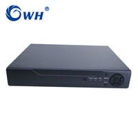 grabadora de 16 canales al por mayor-CWH 16 canales AHD DVR 1080N 16CH AHD / CVI / TVI DVR 1920 * 1080 2MP CCTV Grabador de video DVR híbrido NVR HVR Sistema de seguridad 5 en 1