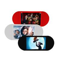 усилители оптовых-Мобильный телефон Видео Экран Лупа Усилитель Expander Стенд Держатель для 3D Фильм Дисплей телефона Лупа экрана для смартфона