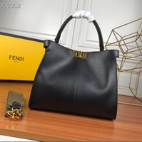 Wholesale faux leather ladies online - New Italian brand ladies handbag metal chain leather messenger small bag business fashion women s casual bag