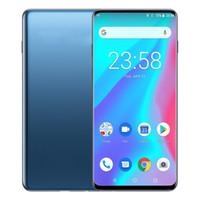 telemóveis andróides 4g lte venda por atacado-Goophone S10 S10 + Plus 9.0 mostrado 4G LTE MTK6592 octa núcleo 4GB RAM 64G ROM T-Mobile WCDMA telefones celulares Android inteligente