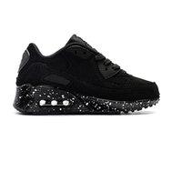 venta de zapatillas de aire al por mayor-Nike air max 90 Rebajas baratas Zapatillas de deporte para niños Presto 90 Zapatillas de deporte para niños Chaussures Pour Enfants Zapatillas de deporte Infant Girls Boys Running