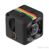 mini carros espiões venda por atacado-Novo SQ11 Full HD 1080P Mini Carro Escondido Câmera DV DVR Spy Spy Cam Cam IR Night Vision