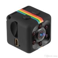 ingrosso dvr camme di spia-Visione notturna a infrarossi della nuova spia SQ11 Full HD 1080P con telecamera nascosta DV DVR telecamera spia spia