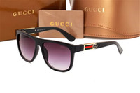 óculos de sol de marca de alta qualidade venda por atacado-Gucci High Quality Sunglasses For Men Women Fashion Summer Sun Glasses Unisex Brand 3880