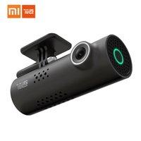 visión nocturna inglesa al por mayor-Xiaomi 70mai DVR para el automóvil Cámara de control de voz en inglés 1080HD Night Vision Dash Cam Wifi 70 mai Cámara de auto Grabador automático G-sensor