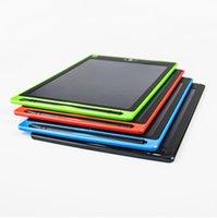 tableros mini lcd al por mayor-8.5 pulgadas Tarjeta de la nota Tableta de escritorio de oficina panel táctil LCD refrigerador magnético mensaje con la aguja ultra brillante mejorada
