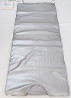 sapin sauna minceur achat en gros de-FIR Sauna infrarouge Grand Corps Minceur Sauna Chauffage Couverture Therapy Slim Bag Sauna Couverture thermique perte de poids du corps Detox machine pour le salon