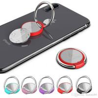 ringhalter ipad großhandel-Fingerring handy smartphone ständer halter für iphone xr xs max x 8 7 6 6 s plus smart phone ipad mp3 auto halterung ständer für samsung telefon