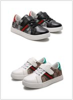 Wholesale new arrival sports shoes boys resale online - 2019 New Arrival Air Ultra Running Shoes for boy girl kids Casual Sneakers Children Designer Sports Shoes black white green size