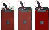 iphone 5c lcd parçaları toptan satış-2019 YENI A + + + LCD Ekran Dokunmatik Ekran Digitizer Tam Meclisi iphone 5G 5 S 5C SE Yedek Onarım Parçaları DHL Ücretsiz